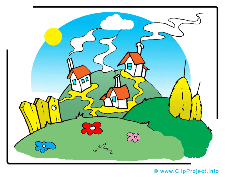 Village clipart #17, Download drawings