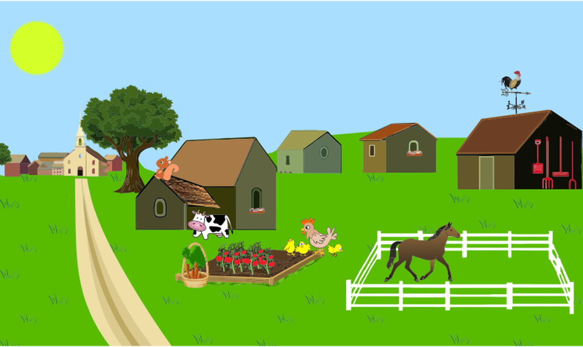 Village clipart #10, Download drawings