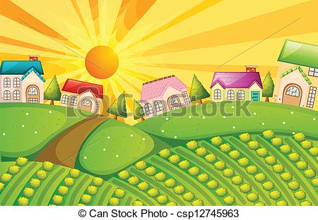 Village clipart #14, Download drawings