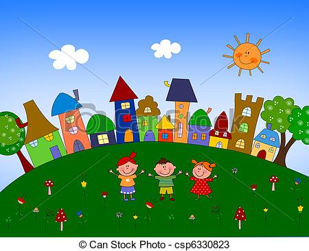 Village clipart #15, Download drawings