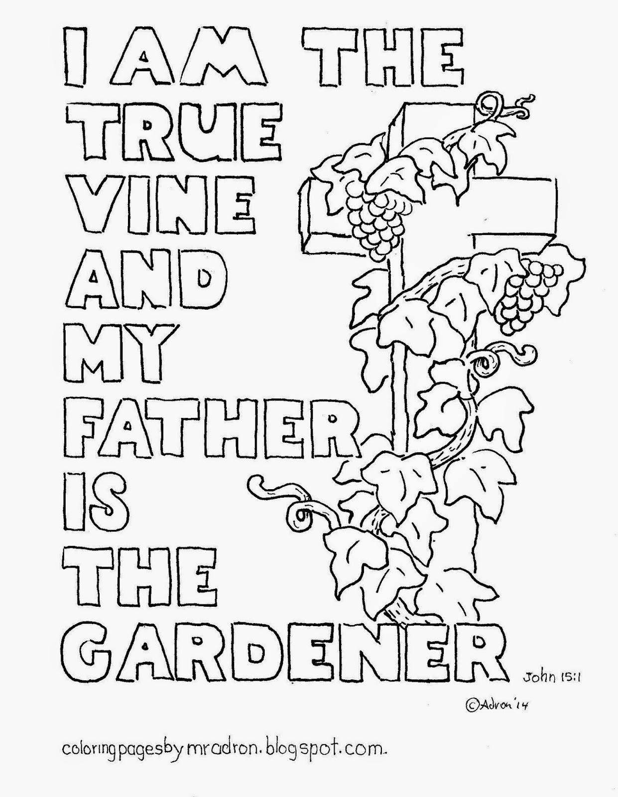 Vines coloring #18, Download drawings
