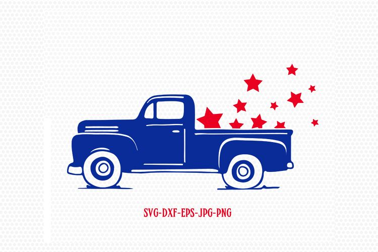 vintage truck svg #757, Download drawings