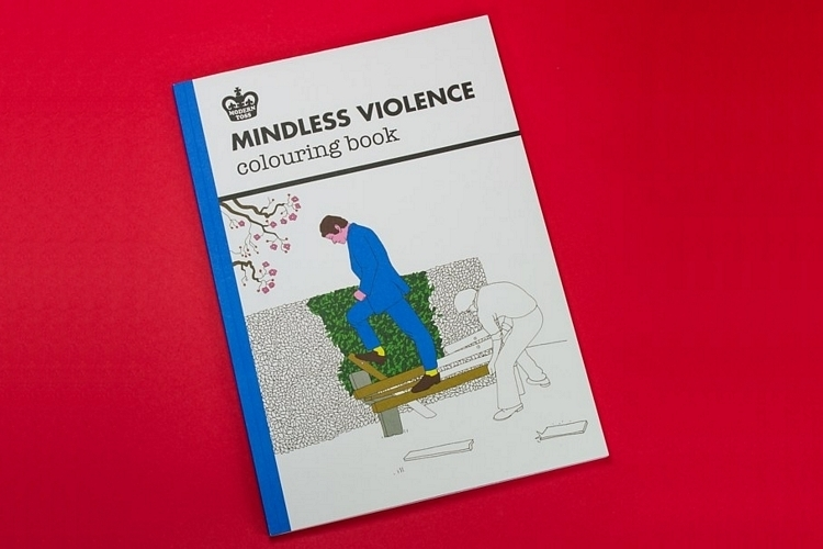 Violence coloring #9, Download drawings