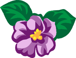 Violet clipart #20, Download drawings