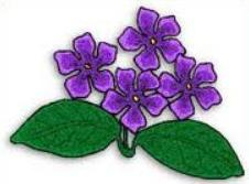 Violet clipart #15, Download drawings