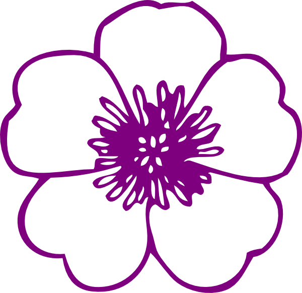 Violet clipart #7, Download drawings