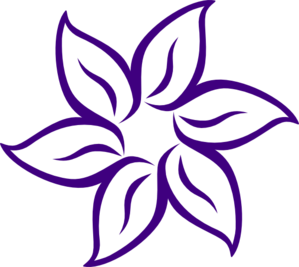 Violet clipart #4, Download drawings