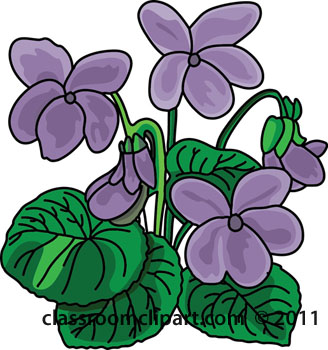 Violet clipart #14, Download drawings