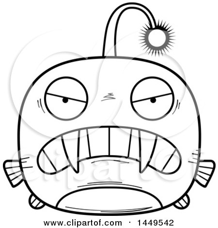 Viperfish clipart #14, Download drawings