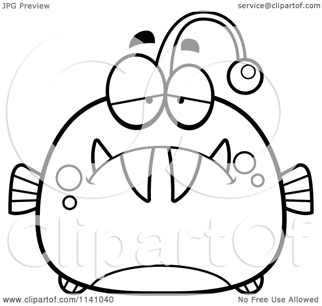 Viperfish clipart #3, Download drawings