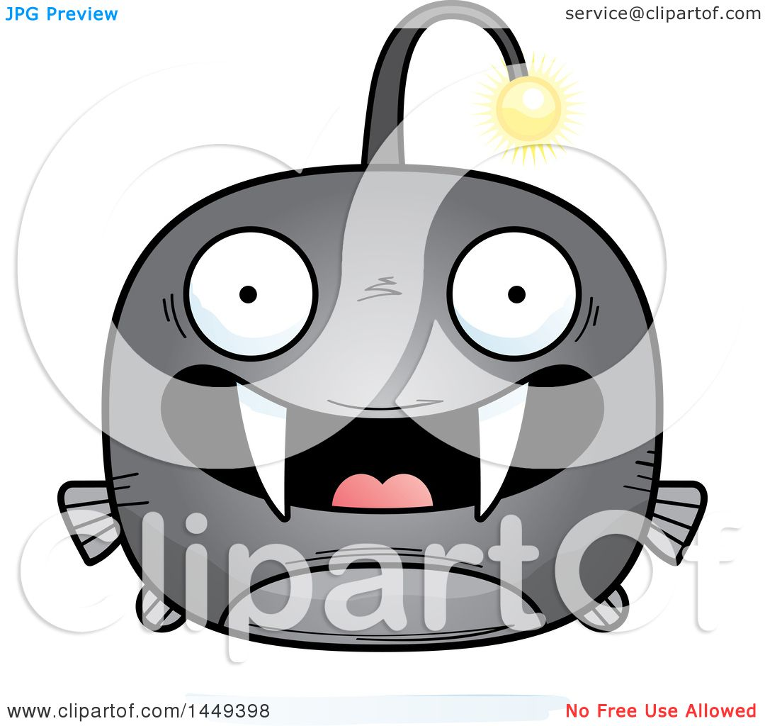 Viperfish clipart #1, Download drawings
