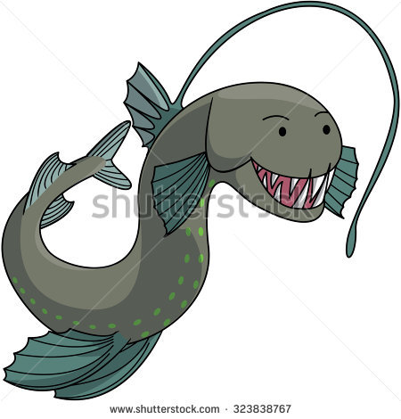 Viperfish clipart #18, Download drawings