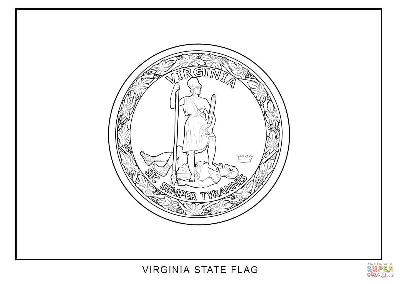 Virginia coloring #13, Download drawings