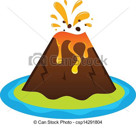 Volcanic Island clipart #14, Download drawings