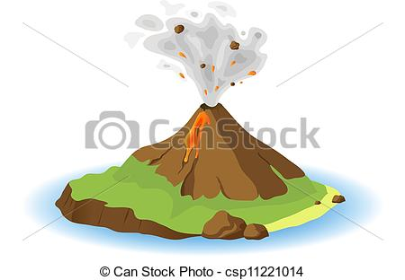 Volcanic Island clipart #13, Download drawings