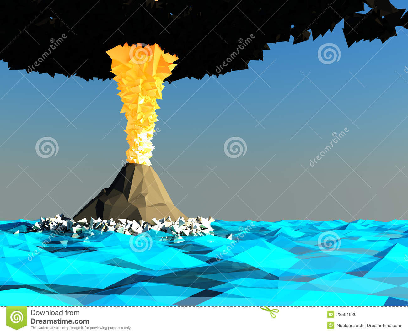 Volcanic Island clipart #17, Download drawings