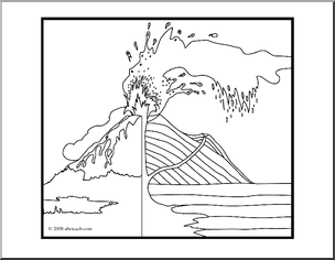 Dig into reading coloring pages ~ Volcanic Rock coloring, Download Volcanic Rock coloring ...