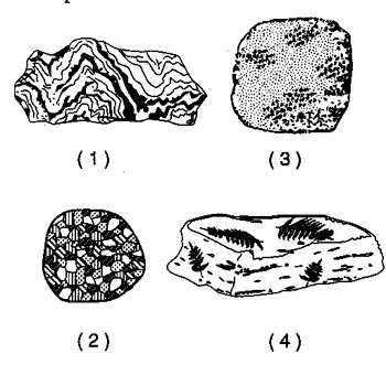 types of rocks coloring pages - photo#18