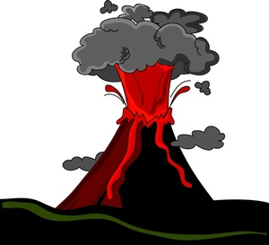 Volcano clipart #18, Download drawings