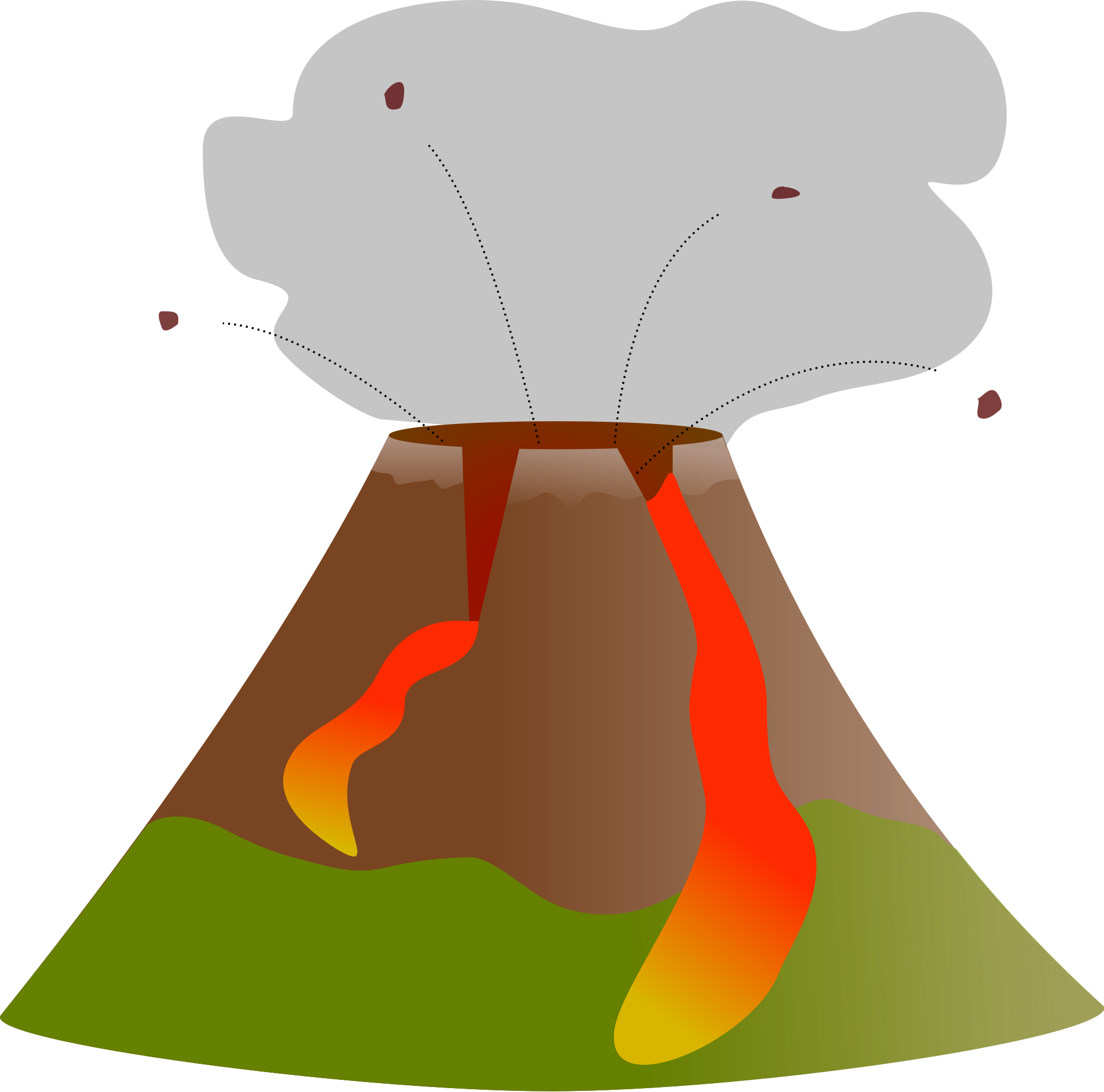 Volcano svg #19, Download drawings