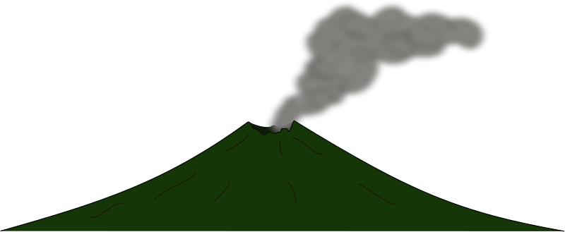 Volcano svg #11, Download drawings