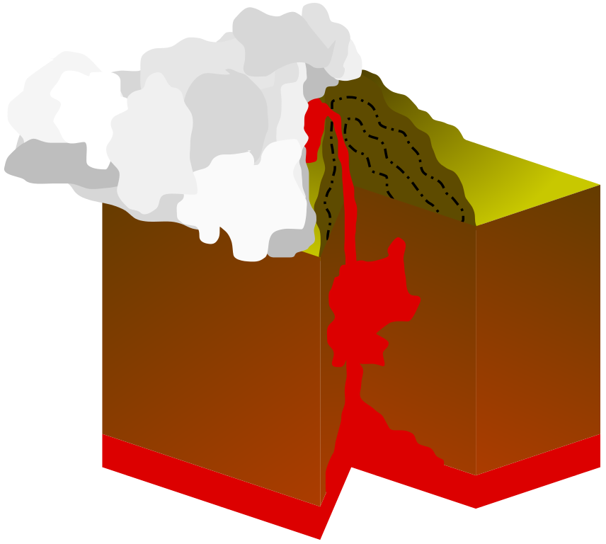 Volcano svg #12, Download drawings