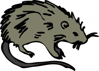 Vole clipart #12, Download drawings