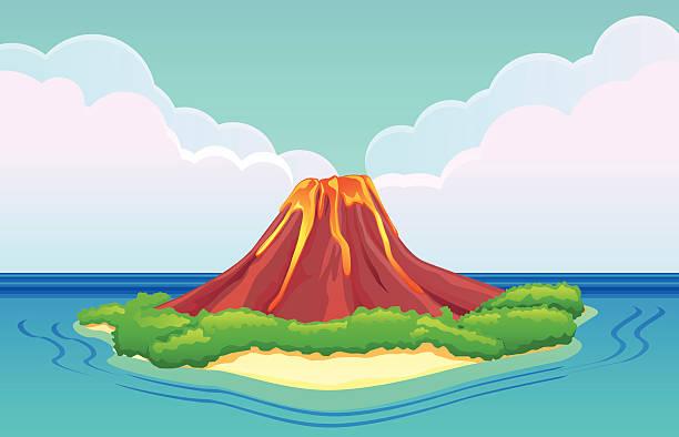 Vulcano Island clipart #10, Download drawings