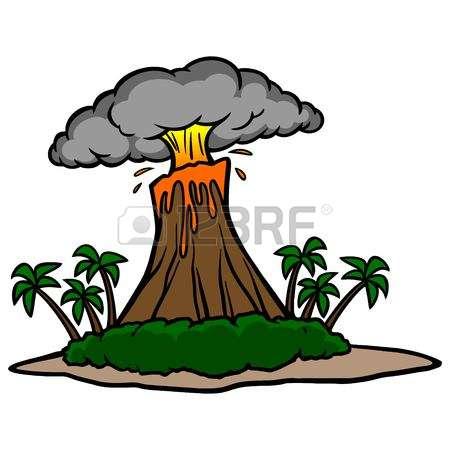 Vulcano Island clipart #17, Download drawings