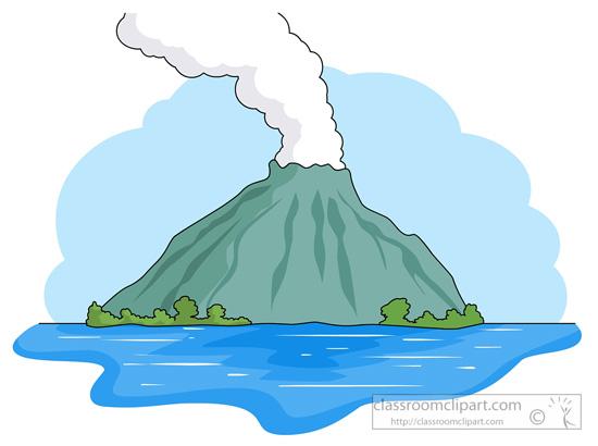 Vulcano Island clipart #8, Download drawings
