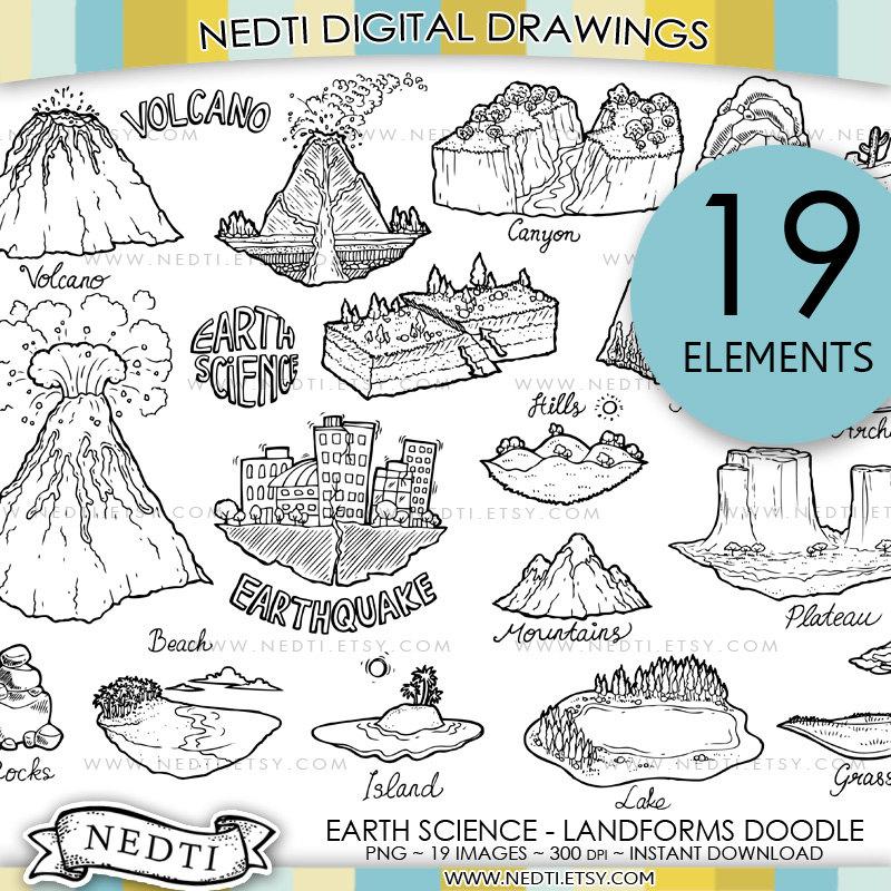 Vulcano Island coloring #15, Download drawings