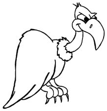 Vulture clipart #15, Download drawings
