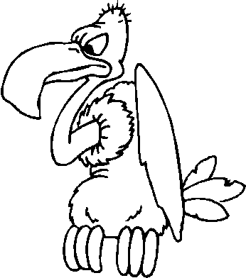 Vulture clipart #7, Download drawings