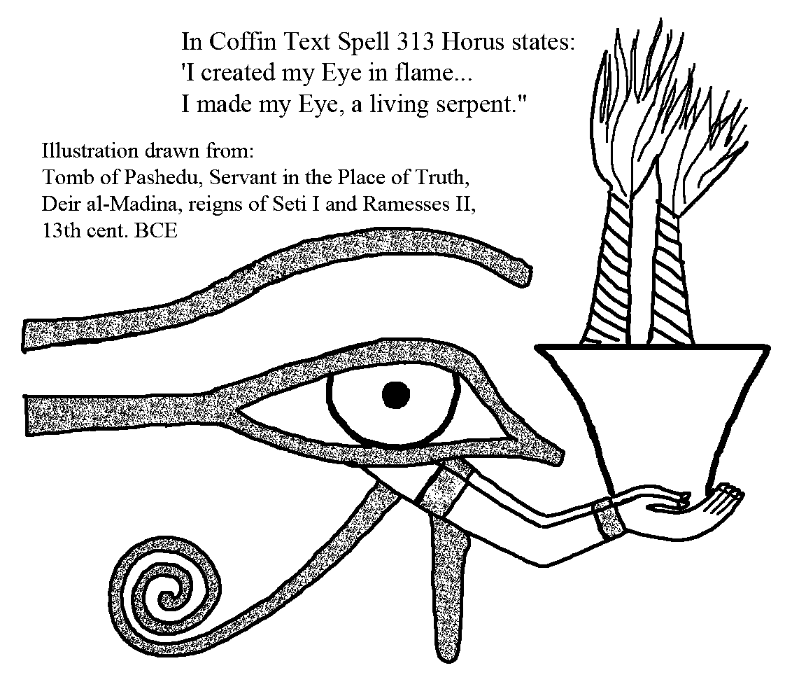 Wadjet (Deity) coloring #10, Download drawings
