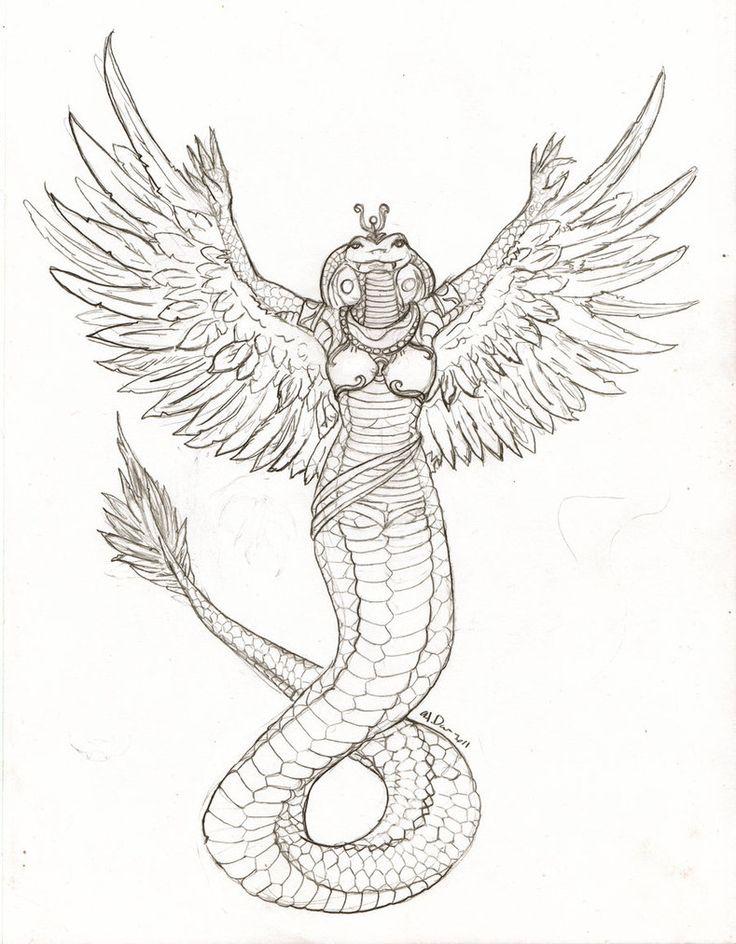 Wadjet (Deity) svg #1, Download drawings