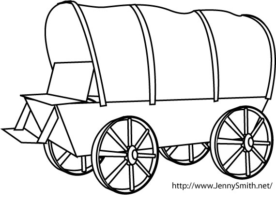 Wagon clipart #18, Download drawings