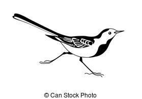 Wagtail clipart #9, Download drawings