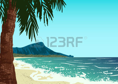 Waikiki clipart #8, Download drawings