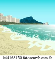 Waikiki clipart #16, Download drawings
