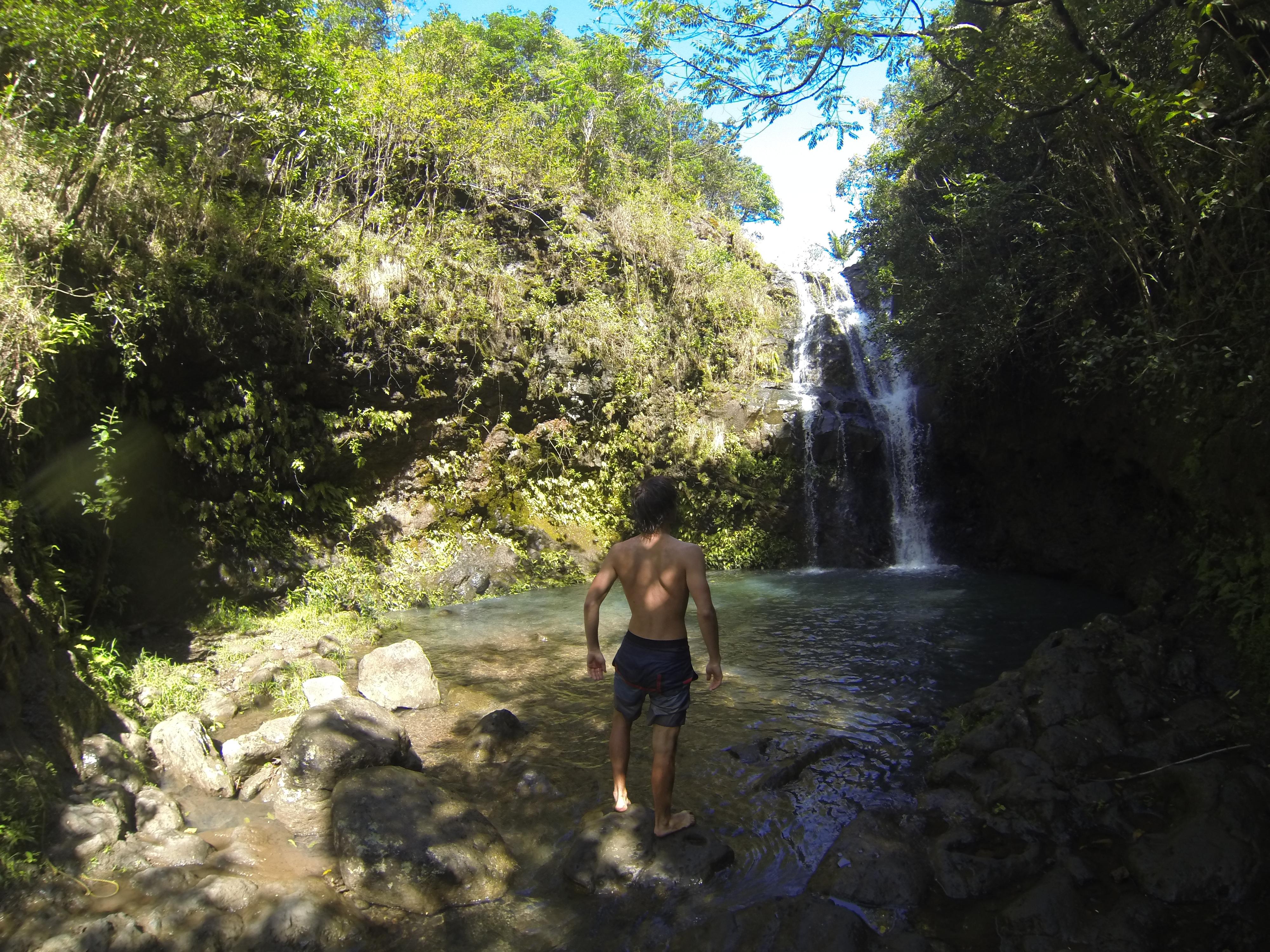 Waimano Falls clipart #18, Download drawings
