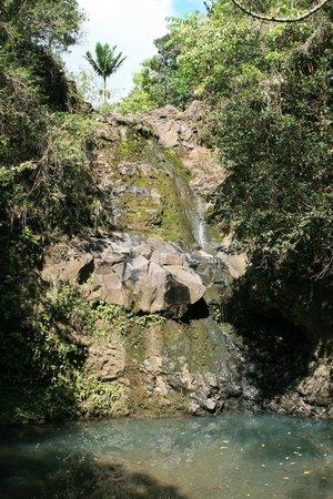 Waimano Falls svg #14, Download drawings
