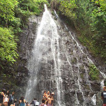 Waimano Falls svg #10, Download drawings