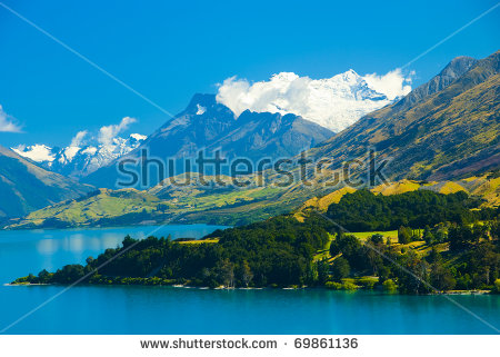 Wakatipu Lake clipart #17, Download drawings