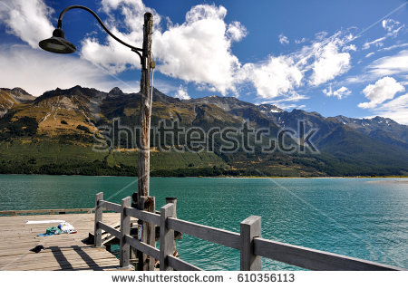 Wakatipu Lake clipart #1, Download drawings