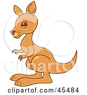 Wallaby clipart #14, Download drawings