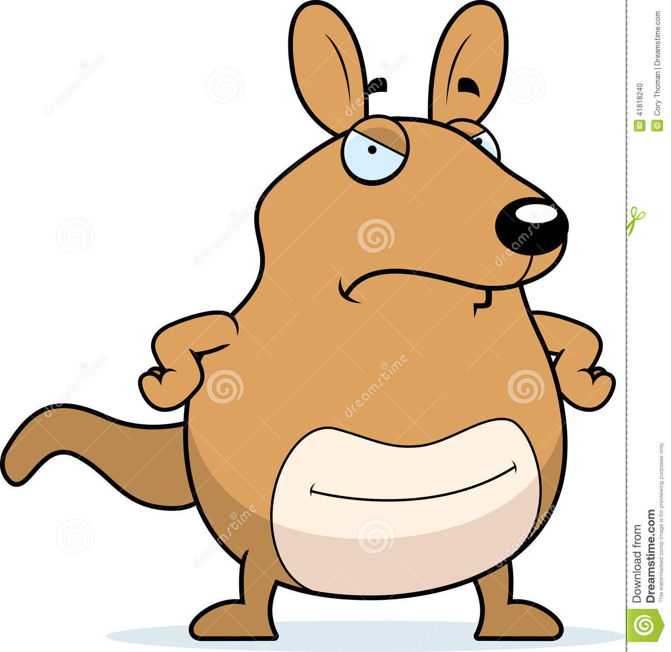 Wallaby clipart #11, Download drawings