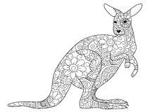 Wallaroo clipart #14, Download drawings