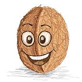 Walnut clipart #6, Download drawings