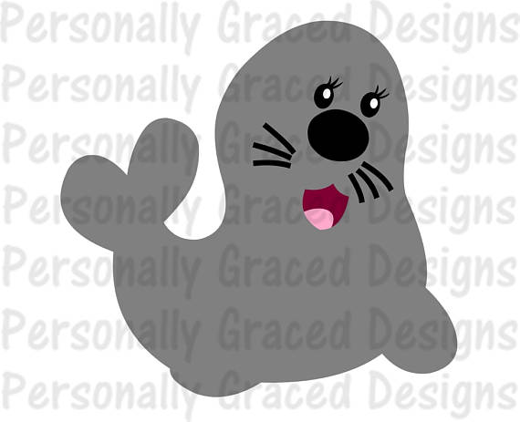 Walrus svg #13, Download drawings
