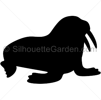 Walrus svg #20, Download drawings